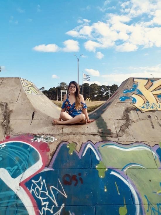 Blogger    Romina Palma - universitaria