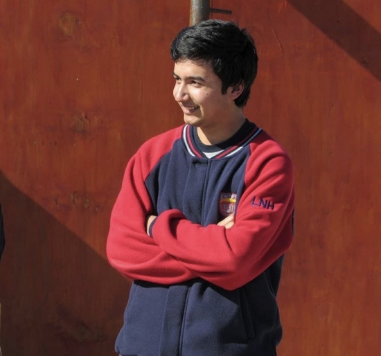 Blogger  Sebastian Ormazabal - Estudiante.