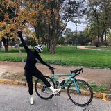 Blogger    Gina Navarrete - Gourmet, Bartender, Biciclet mechanics
