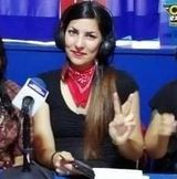 Blogger     Anabella Ballesteros Rebollo - Periodista